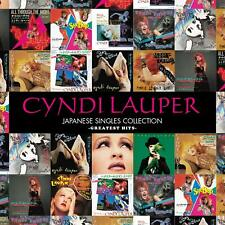CYNDI LAUPER Japanese Singles Collection Greatest Hits JAPAN BLU-SPEC CD + DVD