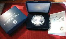 2020 (S) SPECIAL ISSUE  American Silver PROOF EAGLE ULTRA CAMEO - LOW MINTAGE
