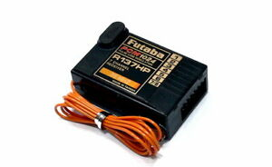 Futaba RC Model R137HP PCM1024 35MHz 7ch R/C Hobby Receiver with Crystal RE501