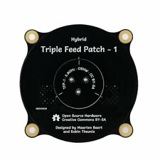 New Triple Feed Patch Antenna SMA Directional Circularly Polarized Antenna US