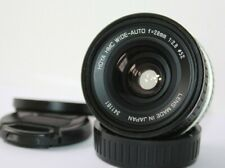 Hoya 28mm f2.8 Wide Angle Manual Prime Lens Contax / Yashica C/Y Mount