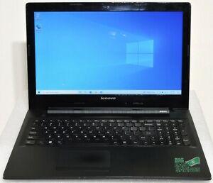 """Lenovo G50-45 15.6"""" AMD A8 Quad Core 2.00GHz 8GB RAM 500GB HDD Windows 10 Webcam"""