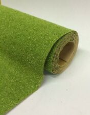 "Grass Mat Light Meadow Green 48""x12""120x30cm Javis Landscape scenery roll no10"