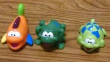 Infantino Bath Toys Lot Fisher Price Playskool Birthday Gifts Fish Frog Turtle