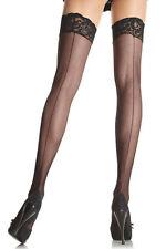 Damenstrümpfe aus Nylon mit Naht für die Freizeit
