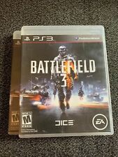 BATTLEFIELD 3 - PS3 - COMPLETE W/MANUAL - FREE S/H - (EE)