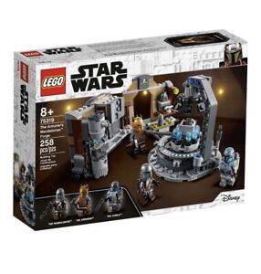 LEGO® Star Wars The Armorer´s Mandalorian Forge 75319   Neuwertig   Ohne Figuren