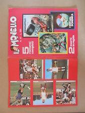MONELLO n°47 1972 Rahan Figlio dei Tempi Selvaggi + Figurine [G730] BUONO