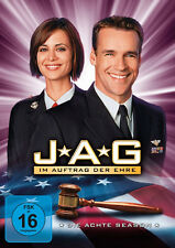 5 DVDs * JAG - IM AUFTRAG DER EHRE ~ STAFFEL / SEASON 8 # NEU OVP +