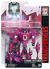 Transformers Generations Titans Return Deluxe Misfire &  Aimless Wave 5 Figure