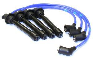 Spark Plug Wire Set NGK 7962 For Hyundai Elantra Tiburon Tucson Kia Soul Spectra