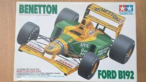 1/20 Tamiya Benetton Ford B192