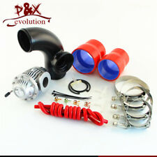Blow Off Valve Turbo Pipe Kit Refit For Hyundai Genesis Coupe 2.0T 10-12 red