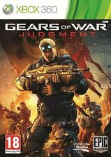 GEARS OF WAR JUDGMENT    --  NEUF   -----   pour X-BOX 360