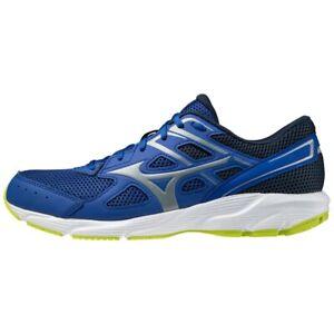 Scarpe Corsa da Uomo Mizuno Spark 6 Sneakers Sportive Running Azzurro Blu Verde