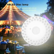 48LED Camping Tent Lights Outdoor Portable Hiking Emergency Night Lamps
