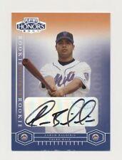 2004 Playoff Honors #241 Aarom Baldiris RC Auto /1000 Rookie Autograph