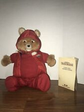 New Listing1985 Teddy Ruxpin bear 100% works great! Very Clean