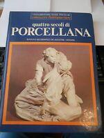 1973 libro PORCELLANA GUIDE PRATICHE-- DE AGOSTINI