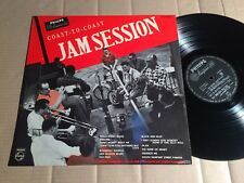 EDDIE CONDON'S ALL-STARS / RAMPART STREET PARADERS - JAM SESSION COAST TO ... LP