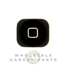 Home Button for Apple iPhone 5C CDMA GSM Black Touch Menu Click Select