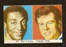 I SPY Bill Cosby Robert Culp Scarce 1960s TV Spain Card Look!