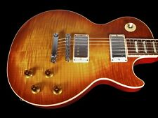 2016 GIBSON LES PAUL STANDARD T FLAME TOP with COIL TAPPING ~ LIGHTBURST