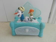 Disney's Frozen Olaf Do You Want To Build A Snowman Musical Jewellery Box