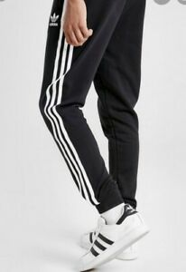 adidas Sportswear Originals Track Pants Junior Kids Trousers Clothes Size 13-14Y