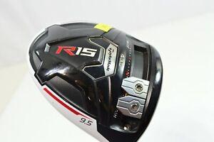 TaylorMade R15 RH 9.5* Golf Club Driver Speeder 67 Evolution Stiff Graphite