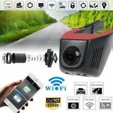 WIFI Hidden Car DVR 1080P Full HD 170 Degree Car Dash Recorder Camera G-sensor