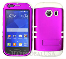For Samsung Galaxy Ace Style S765c - KoolKase Hybrid Cover Case - PURPLE (R)