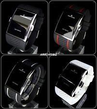 New Digital LED LUXURY Wrist Watch Unisex Men Women Kids School Boys Girls