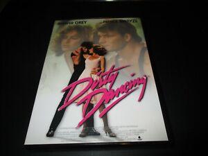 "DVD ""DIRTY DANCING"" Patrick SWAYZE, Jennifer GREY"