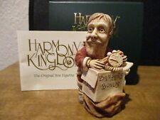 Harmony Kingdom Laughing All The Way 2011 Santa Gift to Bankers Uk Made