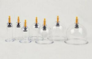 All Sizes Premium Brand Quality Cupping Set Therapy Hijama Chinese Cupping Cups