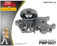 Water Pump PWP3037 fits SUZUKI Swift SA413 1.3L DOHC G13B 86 - 88