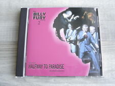 rockabilly CD rocknroll THE BILLY FURY STORY MUSICAL THEATRE SHOW pop60s BRITISH