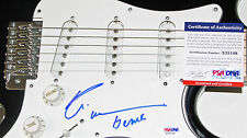 "Robin Williams ""GENIE"" Autograph Signed Guitar PSA DNA AUTHENTIC ONE OF A KIND!"