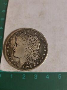 Restrike USA Morgan  Dollar 1892