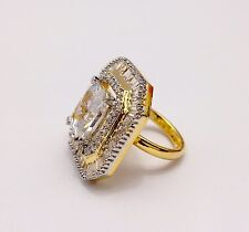 Indian Bridal Jewellery Bollywood Party Ethnic Wear American Diamonds Ring