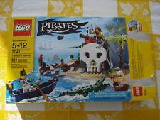 Lego Pirates Treasure Island 70411