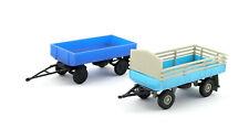 Set 2 Stück Anhänger Permot / s.e.s passend zu Skoda und W50 1:87 H0