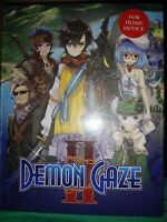 Demon Gaze II 2 Limited Collector's Edition New NIS PlayStation 4 PS4 Looks Gr8