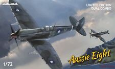 Eduard 2119 1:72nd scale Limited Edition Dual Combo Aussie Eight Spitfire MkVIII
