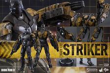 Hot toys MMS 277 Iron Man Mark xxve striker NOUVEAU & OVP rare * top * 1/6 scale