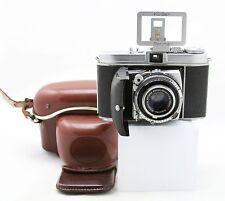 Kodak Retina Ib, vintage 35mm camera & RARE sportfinder & lens Xenar 2.8/50