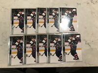 2020-21 UPPER DECK SERIES  2 CALE MAKAR  BASE CARD  LOT 10/ YEAR 2
