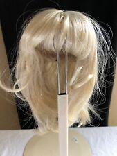 Doll Wig 12-13 Blonde