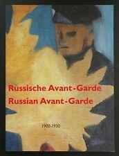 Museum Paleis Lange Voorhout # RUSSIAN AVANT-GARDE # 1995, mint-